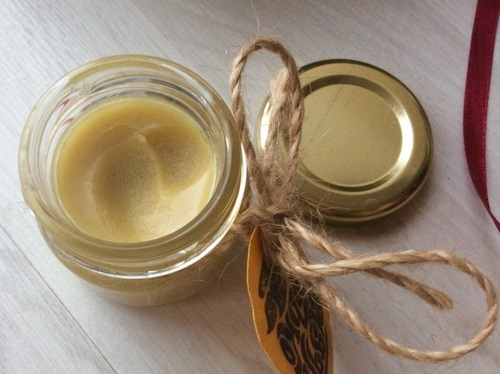 Мазь из пчелиной моли