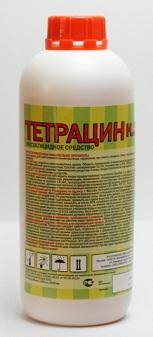 Тетрацин от блох