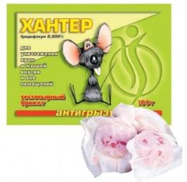 Хантер антигрызун от крыс