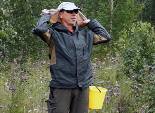 Правильная одежда для леса