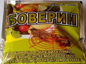 боверин от колорадского жука