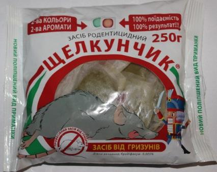 щелкунчик от крыс