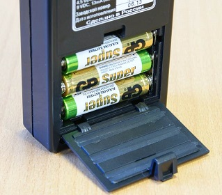 отпугиватель мышей на батарейках